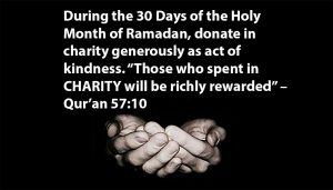 Ramadan 30 Days of Giving